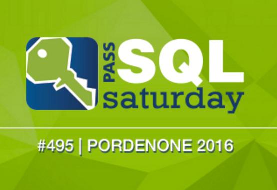 SQL Saturday #495