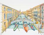 Un parco a tema nel cuore di Venezia… e il logo lo disegni tu!