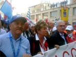 Manifestazione Nazionale del primo maggio a Pordenone