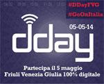 DDay di Go on Italia, il 5 maggio al Consorzio Universitario due eventi