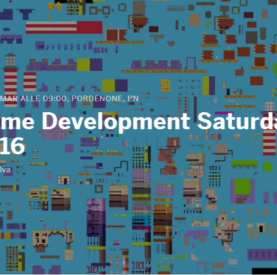 Game Development Saturday 2016