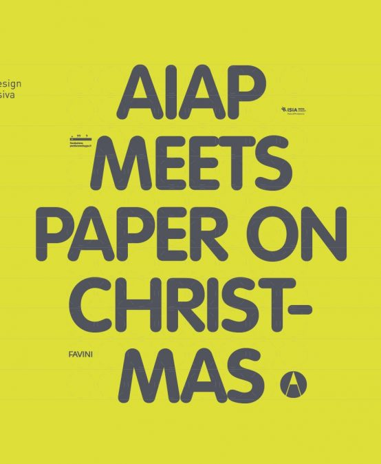 AIAP Meets Paper on Christmas 2016