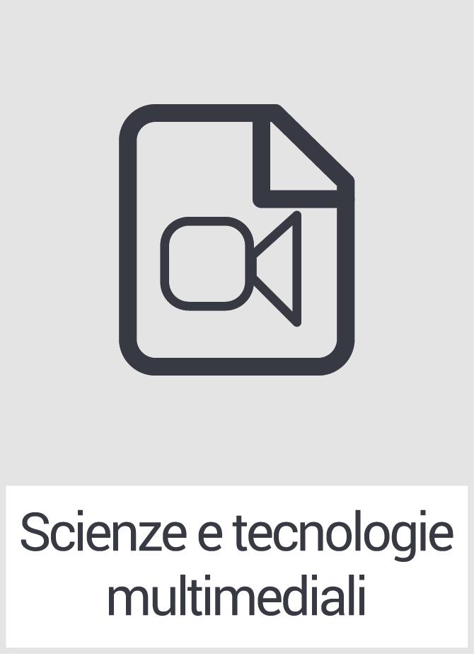 Scienze e Tecnologie Multimediali