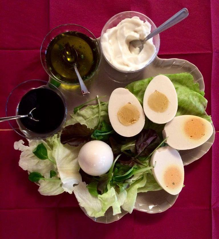 UniUD: brevetta l'uovo vegetale
