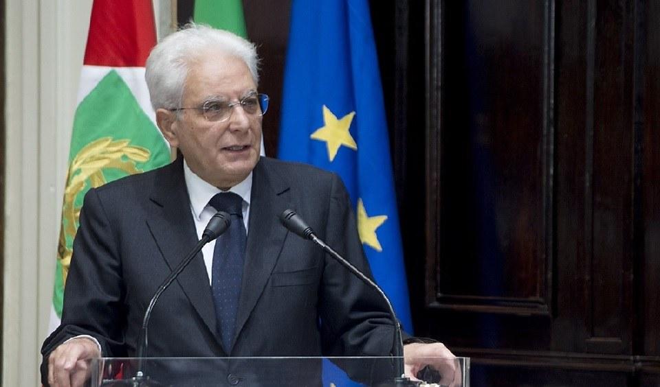 Il presidente Mattarella all'inaugurazione del 40° Anno Accademico 2017/18 dell'Università di Udine