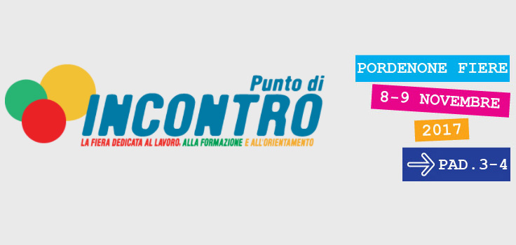 Fiera Punto di Incontro 2017: workshop anche con Professional Spares