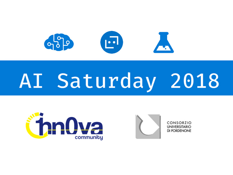 AI Saturday, il primo evento sull'intelligenza artificiale