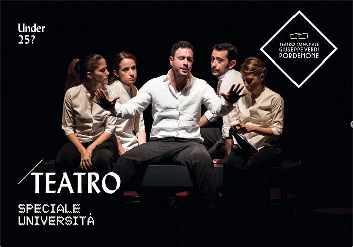 Comunale Giuseppe Verdi: promozione per gli studenti universitari