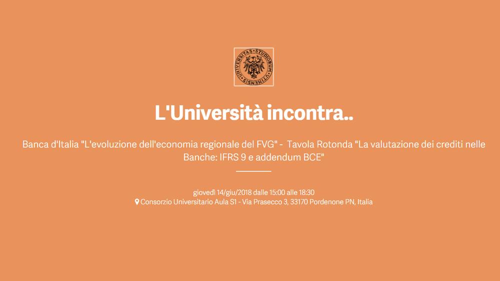 L'evoluzione dell'economia regionale in Friuli Venezia Giulia