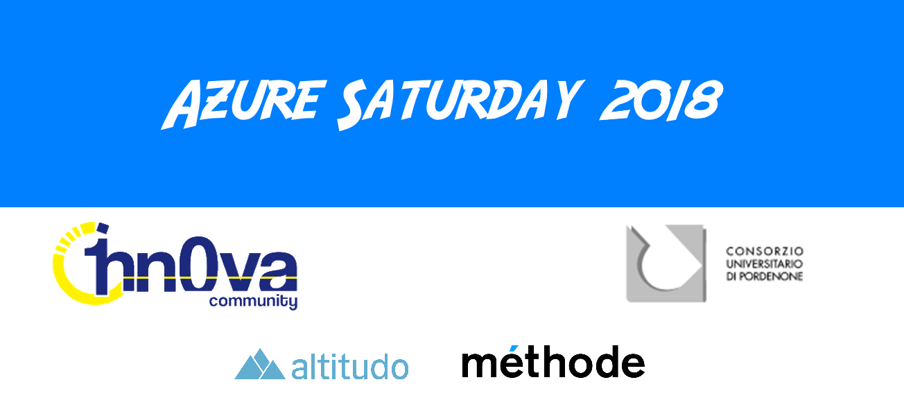 Azure Saturday 2018