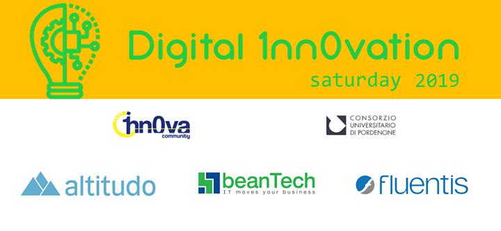 Digital 1nn0vation Saturday: il 26 gennaio 2019 l'evento sulle tecnologie disruptive